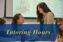 Tutoring Hours