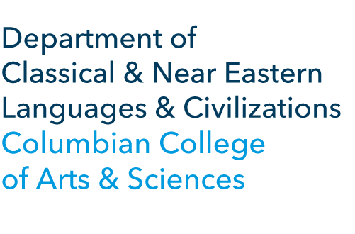 Department of Classical and Near Eastern Languages and Civilizations, Columbian College of Arts and Sciences